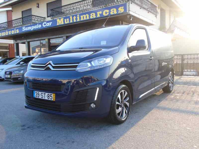 23.990 euros - Citroen 11 SpaceTourer ST 1.6 BlueHDi 115cv Feel