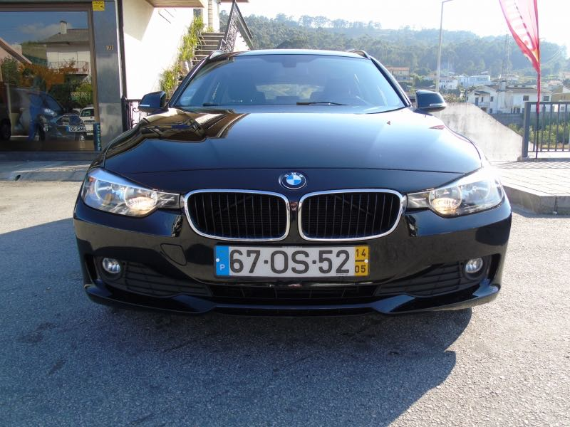 BMW 320d Touring 163cv Efficient Dynamics - Só 23.450 euros